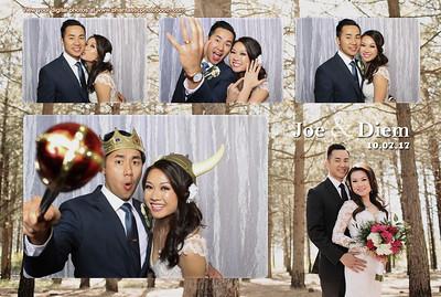 Joe & Diem Wedding