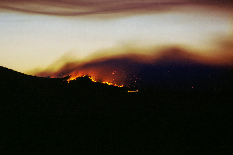 Magpie Gulch Fire | July 2000