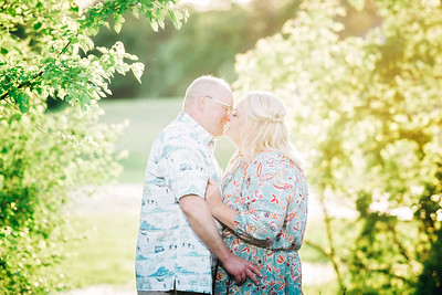 Tracy & Jason Engagement Session at Nankin Mills in Hines Drive