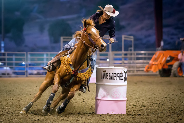 2017 Norco Horseweek - Barrel Racing