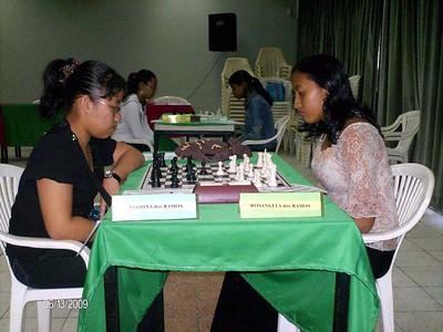 Nationaal Dameskampioenschap 2009