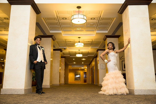 Kristin and Terry's Prom 2015