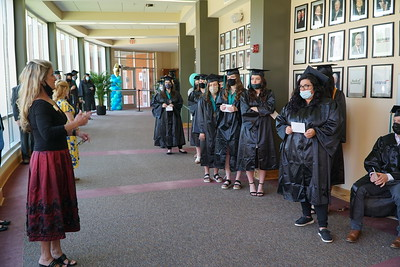 Mathematics/Science Spring Commencement 2021