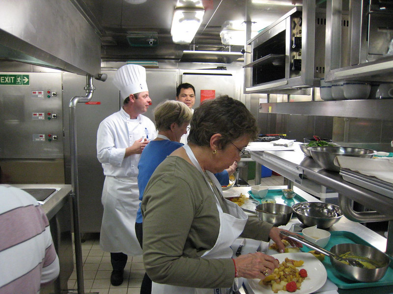 Cooking Class - In the kitchen
