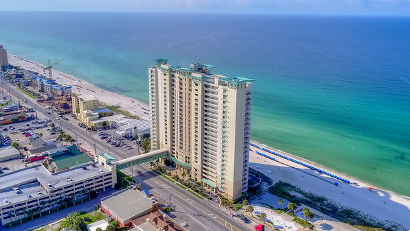 Aqua Beach Resort, Panama City Beach, Florida