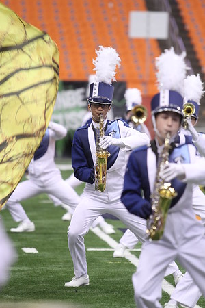 Marching Band at Dome