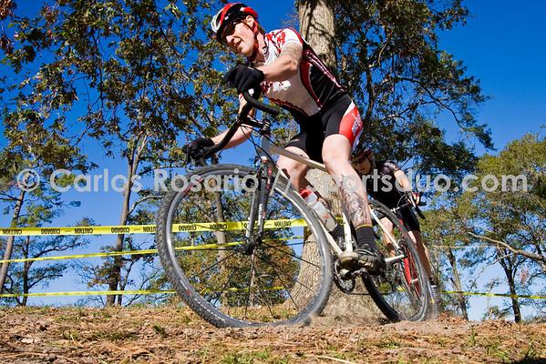 Men's 4 :: Bikesport Cyclocross Challenge (December 7, 2008)