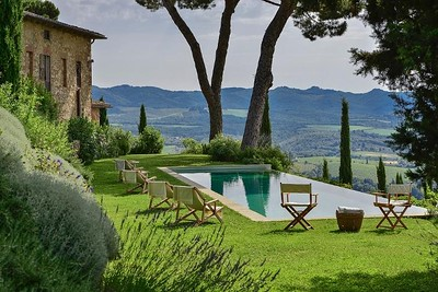 A10 - SIENA - Exclusive Villa with Infinity Pool