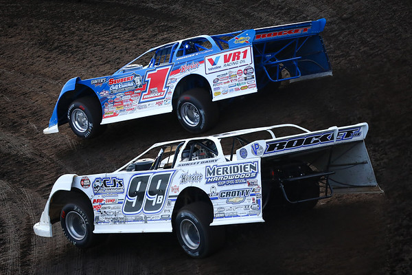 Castrol FloRacing Night in America: Fairbury 'One for the Road'