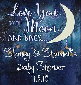Shanay & Sean's Baby Shower