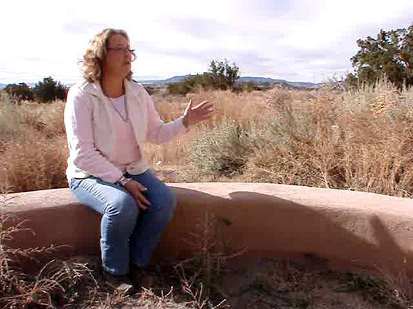 Vickie Garrison, shares her experiences with Stillpoint at both California and Ghost Ranch. Vickie  is a spiritual director and faculty of the first year Spiritual Direction Program at Ghost Ranch, as well as facilitator of Stillpoint's Art of Spiritual Direction Formation and Training Program in southern California.  http://stillpointca.org/ghostranch.html