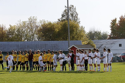 Boys Varsity Soccer - 10/15/2015 Tri-County