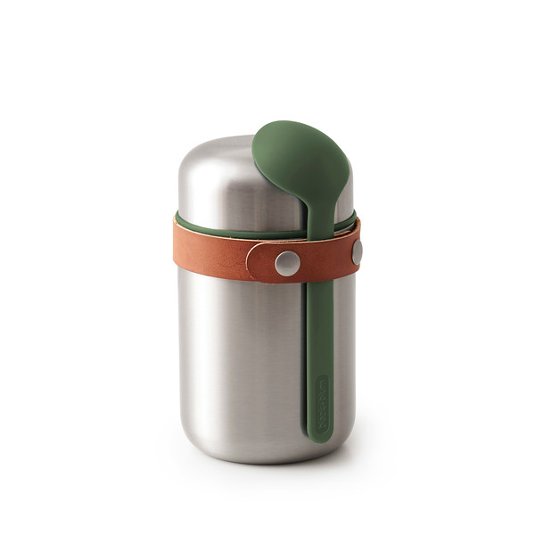 Food Flask olive Black Blum