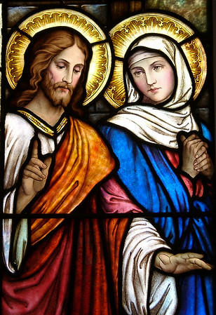 2. The Second Luminous Mystery - The Wedding at Cana
