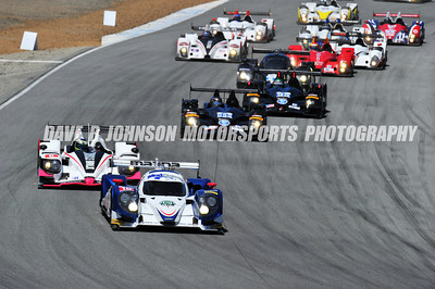 2012-05-12 ALMS Monterey 6 Hours at Laguna Seca, Laps 1 & 2, Turn 2 The Andretti Hairpin