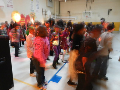 Balmoral's Student Council Winter Dance