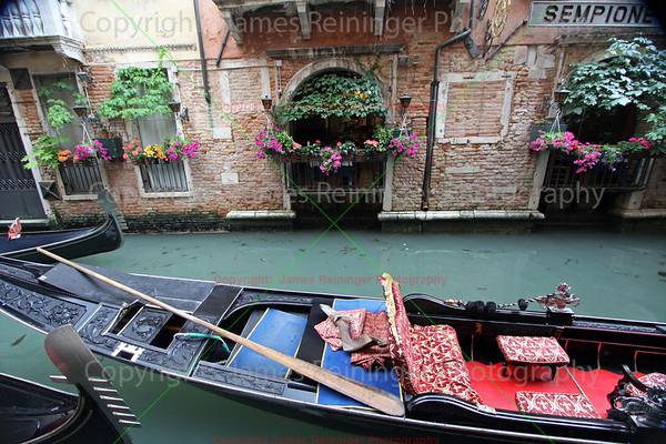 Scenes of the Venetian Canals