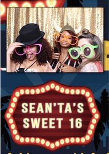 Sean'Ta's Sweet Sixteen