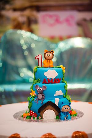 Amav's 1st Birthday Celebration