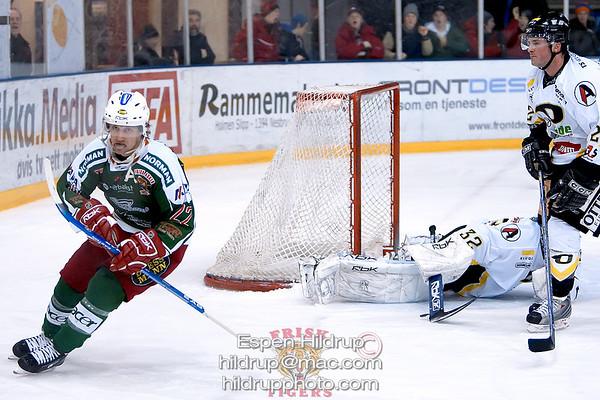 Frisk Asker Tigers - Stavanger Oilers (10.2.09)