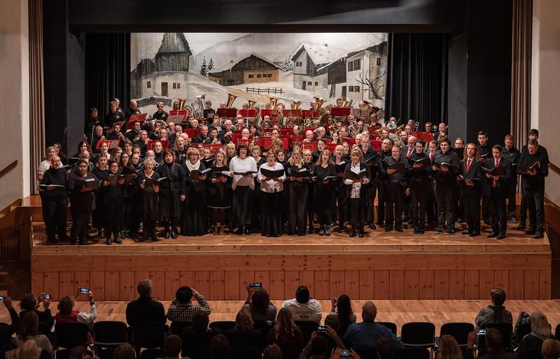 Ammergauerhaus Concert - with choirs