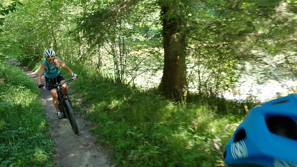Halbtages-Tour Töss (17.7.2019)