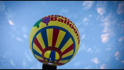 International Balloon Fiesta 2017