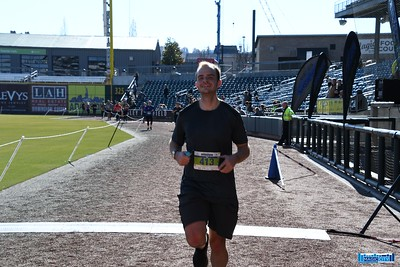 Half Marathon Finish Part 2