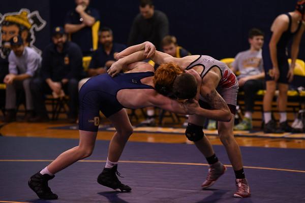 Stebbins Wrestling 2018