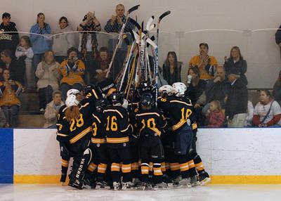Hockey by Dennis - 3-11-06 Wyandotte Warriors v. Ice Mt Intimidators