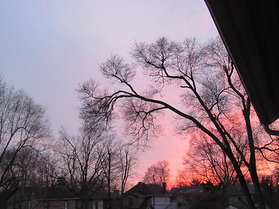2017 sunrises and sunsets