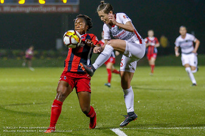 Washington Spirit v Portland Thorns (19 May 2018)