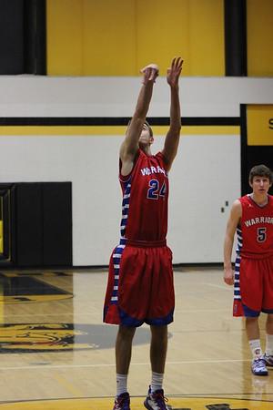 Varsity Basketball vs Bett