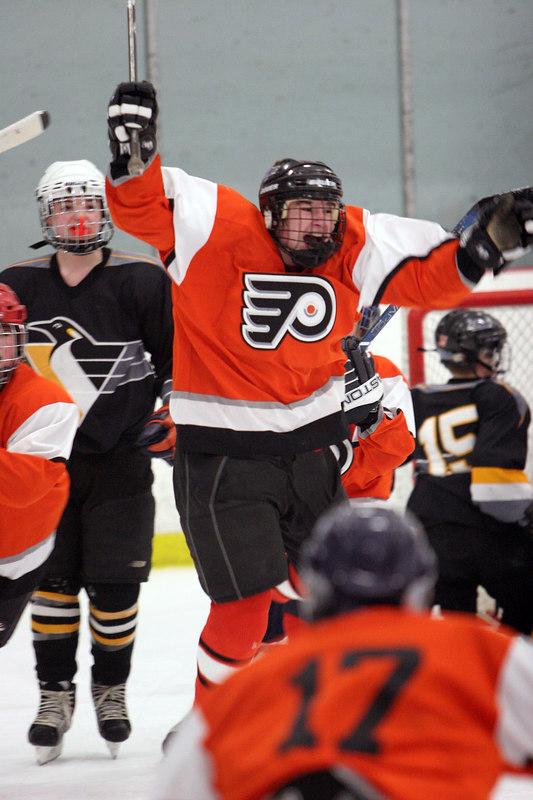 Flyers vs Penguins Sat 3/25