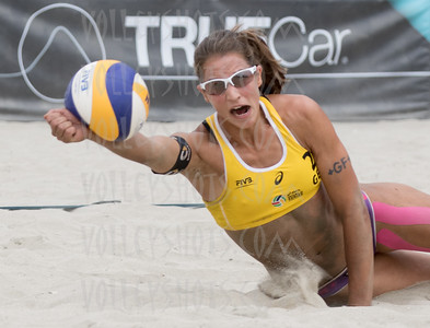 FIVB Long Beach, 21 Aug 2015