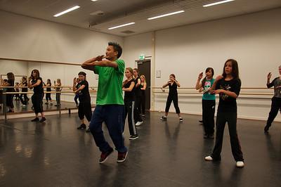 Streetdance 9-10 jaar