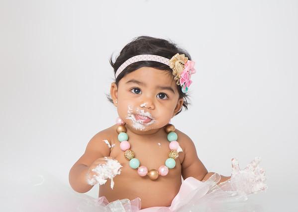 Ariyana's 1st Birthday!
