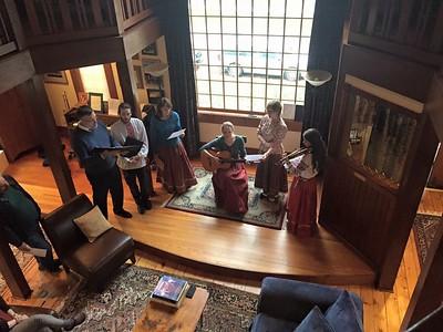 Michigan Deanery Choir - Ann Arbor Performance