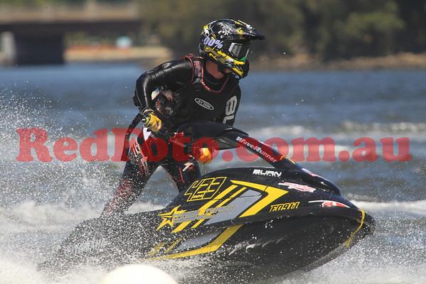 2014 02 02 Jet Sports Aussie Champs WA Ski GP Pro-Am Moto 2
