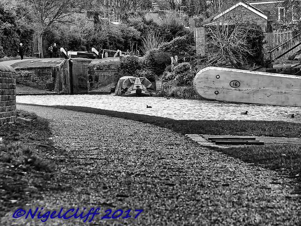 Stourbridge Canal Wordsley (26.02.2017)