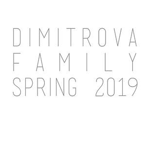 Dimitrova Family Spring 2019