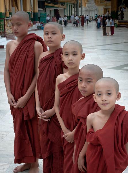 Myanmar (aka Burma) - 2012