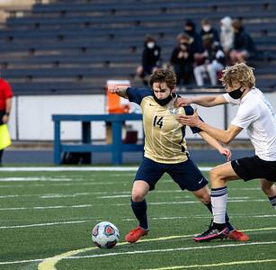 Boys Varsity Soccer 2/24