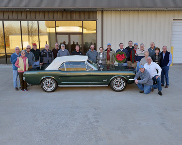 2013 Keeneland Concours Core Meeting 11.17.12