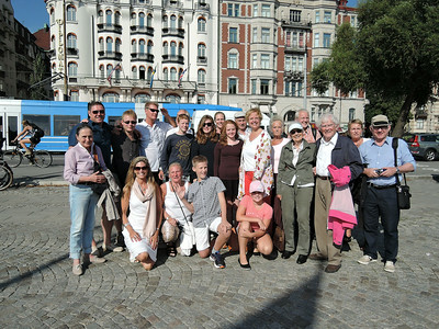 Family Reunion - Stockholm August 2014