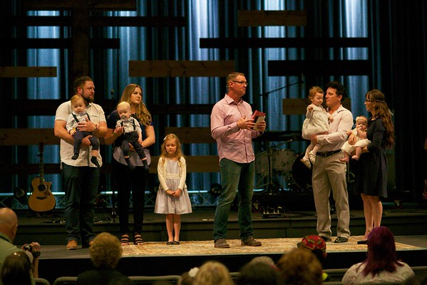 Mother's Day I Baby Dedication 2016