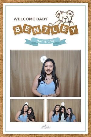 Welcome Baby Bentley (prints)