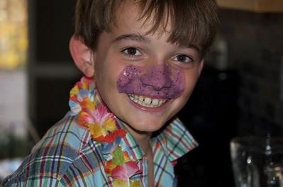 Avery 5th grade congrats