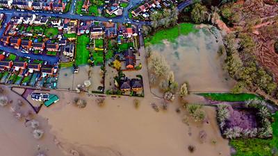2020 Lydney Floods