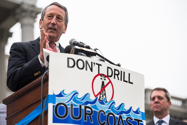 Don't Drill Rally